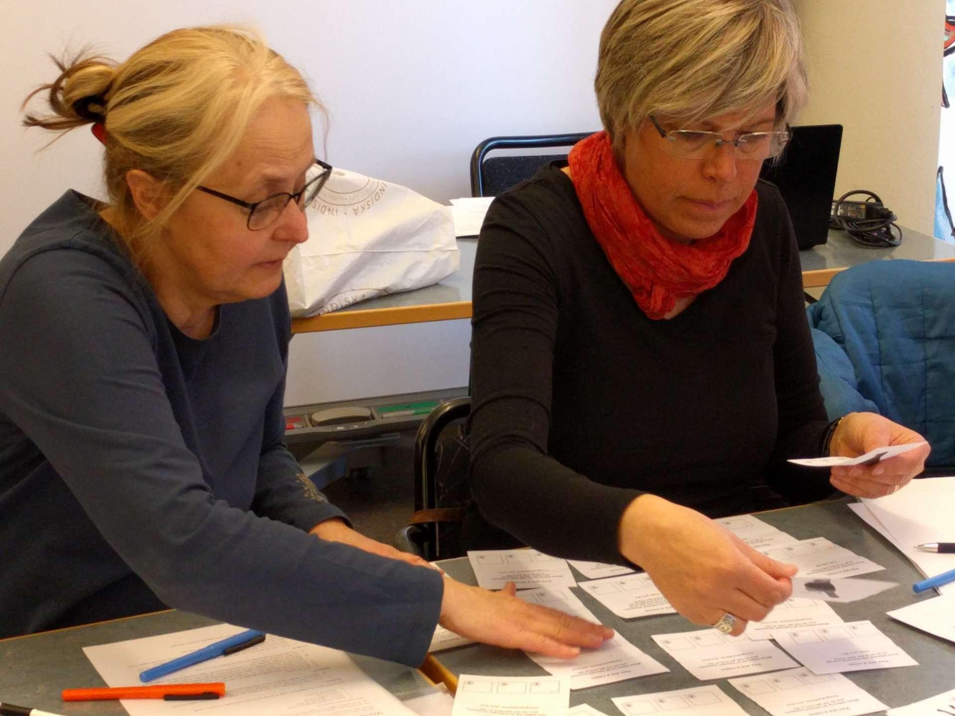 Kurser för lärare i biologi och no Bioresursdagarna Smittspridning smittspårning Bioresurs
