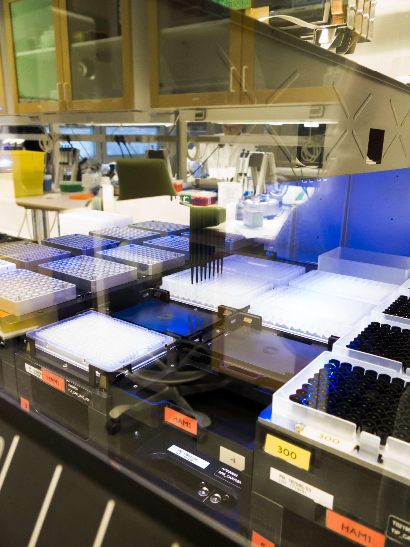 Genteknikens utveckling. Fascinerande forskning. Bioresurs.